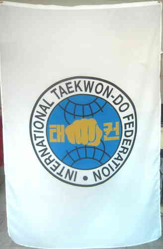 ITF Badge Flag