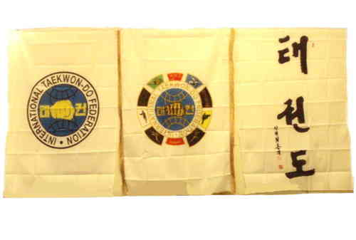 Set of 3 Flags