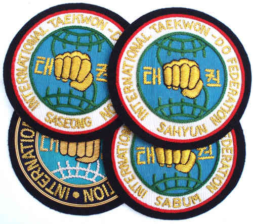 ITF Blazer Badges