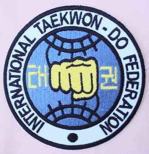 ITF Official Cloth Badge