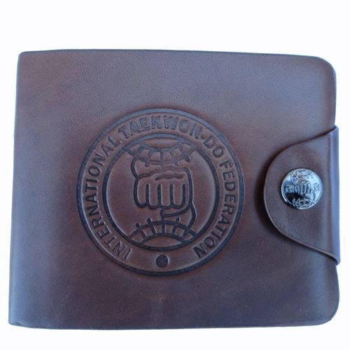 ITF Leather Wallet