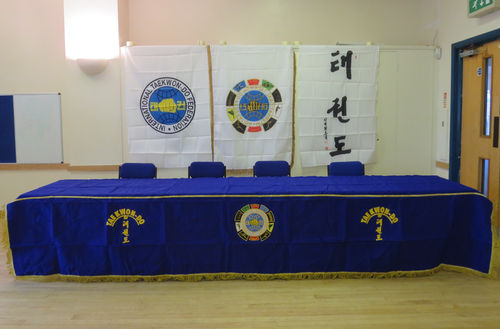 ITF Table Cover